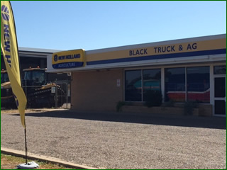 Black Truck and Ag, Moree